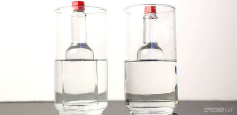 10 cool tricks and illusions you can do with liquids | News we like | Scoop.it