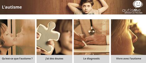 www.autisme.gouv.fr, le site officiel d'information sur l'autisme | Gouvernement.fr - En direct des ministères | Scoop.it