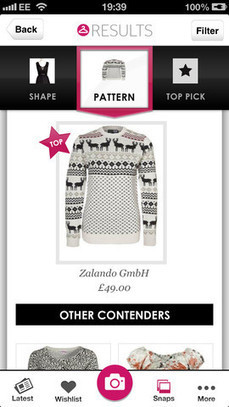 Snap Fashion, An iOS App For Finding Outfits Using a Photo   Bold Fashion   Scoop.it