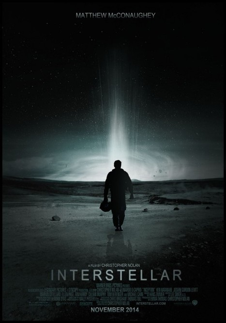 INTERSTELLAR: La futur pépite de Christopher Nolan | Interstellar - Web Coverage | Scoop.it