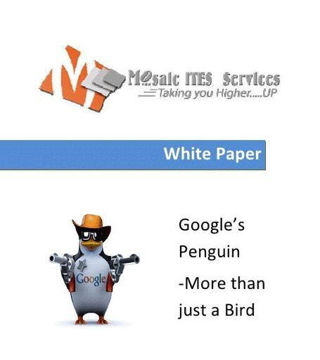 Google's SEO Change: How a Penguin Changed the Way Your Website Ranks | Business 2 Community | Marketing & Webmarketing | Scoop.it