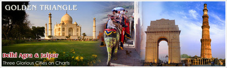 The Golden Triangle   Golden Triangle India Tours   Scoop.it