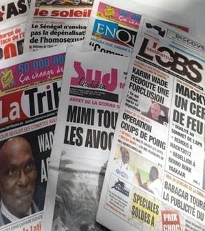 Revue de presse : l'actualité politique toujours à la Une des ...   Presse   Scoop.it