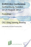 EUROCALL 2012 Proceedings | TELT | Scoop.it
