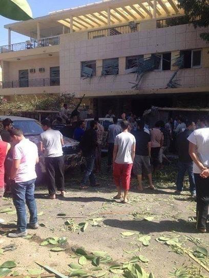 Consulate  [ Swedish and Finish ]             bombed in Benghazi :: #Libya #Sweden #Finland | Saif al Islam | Scoop.it