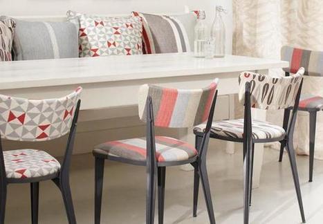 39 tissu ameublement vintage 39 in tissu d 39 ameublement art textile et papier peint de luxe. Black Bedroom Furniture Sets. Home Design Ideas