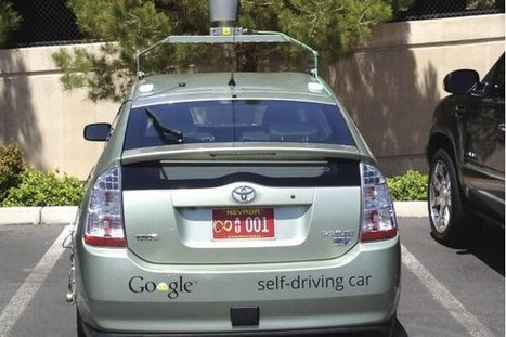 Google est optimiste pour son projet de voiture sans conducteur | Technologies | Project - Thinking and Seeing Things Differently | Scoop.it