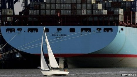 Are container ships getting too big? | GEOPOLITICS | Scoop.it