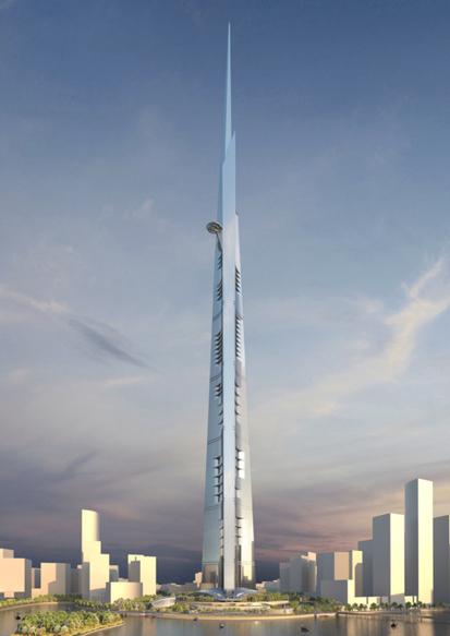 Un rascacielos de un kilómetro de altura   A visionary approach   Scoop.it
