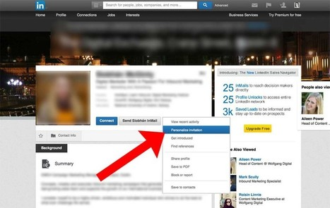 6 Ways to Promote Content on LinkedIn | Conception et rédaction pour le web | Scoop.it