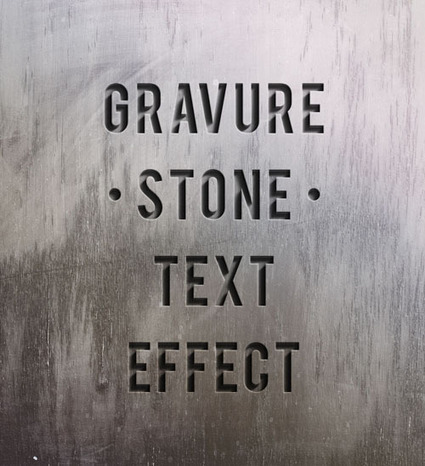 Pixeden - Psd Engraved Stone Text Effect | Pixeden - Psd Engraved Stone Text Effect | Scoop.it