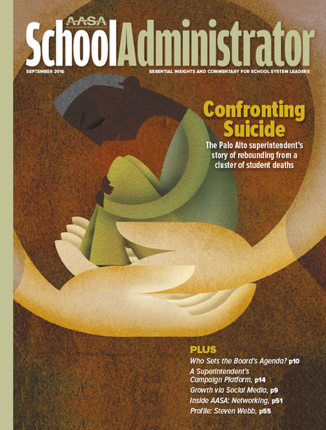 Confronting Suicide - #AASA School Administrator Special Edition | Student Motivation and Engagement | Scoop.it