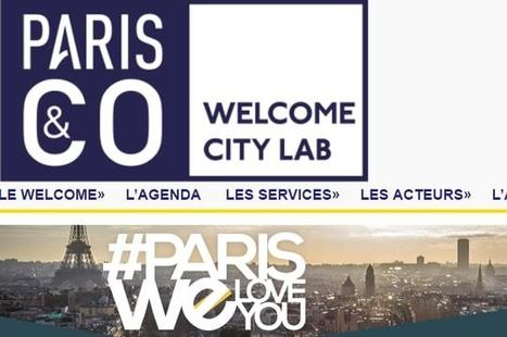 Welcome City Lab : une troisième promotion sous le signe du big data | Startups en vue | Scoop.it