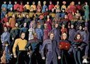 Star Trek 46 anniversary! A group shot by *nightwing1975 on deviantART | The Matteo Rossini Post | Scoop.it
