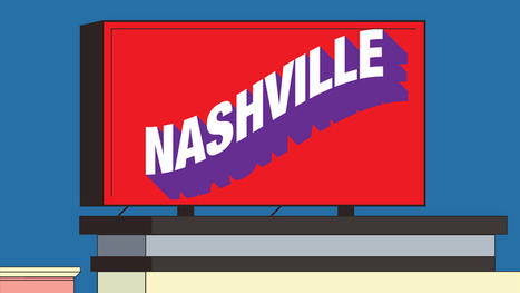Nashville City Branding: Beyond the Music of the Music City - brandchannel.com | Connected places | Scoop.it