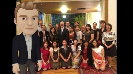 Welcome function with Australian Ambassador to Thailand | BRIDGE | Scoop.it