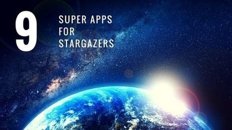 9 Super Apps For Stargazers @coolcatteacher | STEM | Scoop.it