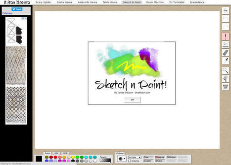 8 Free Web Tools To Boost Your Drawing Skills via AKHTER | Technology for learning | Scoop.it