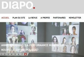 Annie Abrahams. La performance numérique, nouvelle anthropologie? | Pralines | Scoop.it
