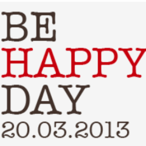 Happiness Day - 20.03.2013 | Happy {organisation} | Scoop.it