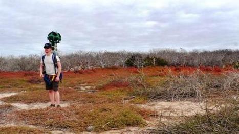 Equipo de Google Street View actualiza imágenes en 360º de las islas Galápagos   Inteligencia Geoespacial   Scoop.it