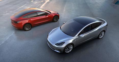 Meet Tesla's Model 3, Its Long-Awaited Car for the Masses | Markedskommunikation IBC HHX | Scoop.it