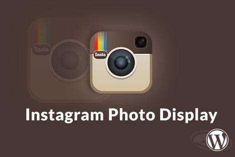 CBX Instagram Photo Display for Wordpress | Wordpress | Scoop.it
