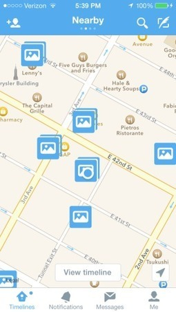 How Local Businesses Can Leverage Twitter's New Nearby Feature | ethnicomm's Digital Media | Scoop.it