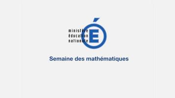 Culture scientifique et technologique - Semaine des mathématiques - Éduscol   Des ressources pour l'équipe éducative du collège François Mitterrand   Scoop.it