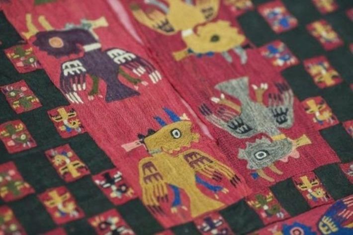 Sweden returns pre-Incan funeral shroud to Peru | The Archaeology News Network | Kiosque du monde : Amériques | Scoop.it