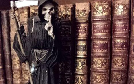 La página más completa sobre el Libro antiguo (y los libros antiguos) | Bibliotecologia | Scoop.it