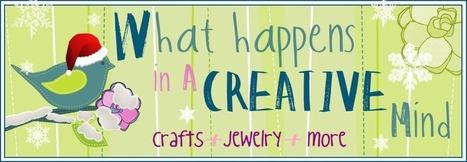 What happens in a creative mind: lavorare il metallo | Creativita' e fai-da-te | Scoop.it
