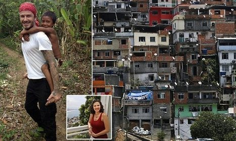 'David Beckham ruined my favela!' Slum-dwellers attack star over house | AP Human Geography | Scoop.it