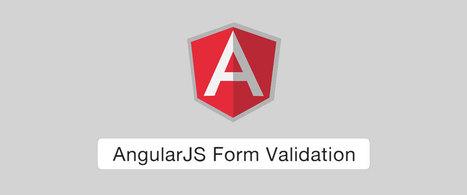 AngularJS Form Validation   Nova Tech Consulting S.r.l.   Scoop.it