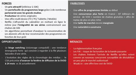 Les enjeux de l'arrivée de Netflix en France analysés par Omnicom Media Group - Offremedia | Media | Scoop.it
