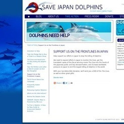 Cove Guardian Escape Artist | Ric O'Barry's Dolphin Project | Scoop.it