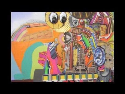 "VIDEO: Kenny Scharf Shares His Thoughts About ""Art For Everyone"" - Artsnapper 