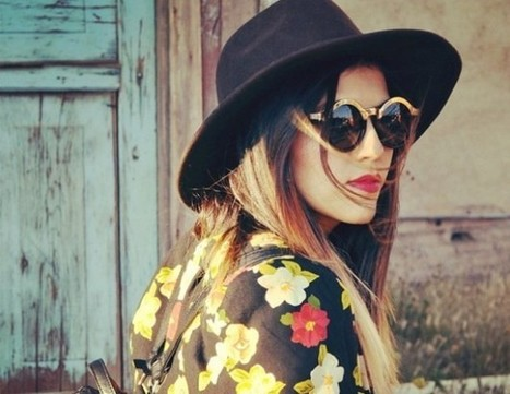 Occhiali da sole vintage: i modelli più cool [FOTO] - Stylosophy | Sapore Vintage | Scoop.it