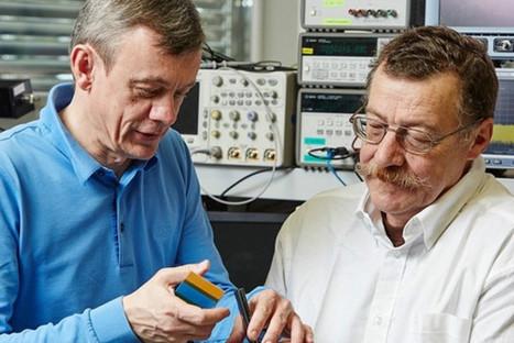 Caen Prix de l'inventeur européen, un ingénieur de Caen a inventé le paiement sans contact | NFC marché, perspectives, usages, technique | Scoop.it