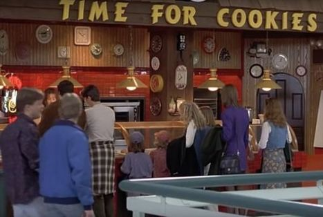 A History of the Food Court | Urban eating | Scoop.it