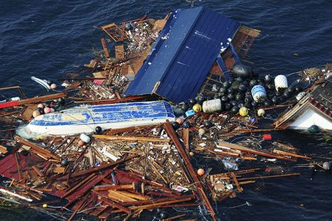Floating island of rubbish three times size of BRITAIN floating towards California | Current Events Friday | Scoop.it