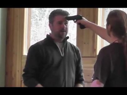 Official - World's Fastest Gun Disarm, Black Belt Victor Marx | Staged | Scoop.it
