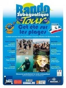 6e Rando subaquatique tour 2012 | Plongée Magazine | Plongée sous-marine Beuchat | Scoop.it