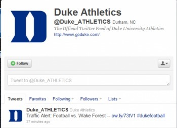 Social media marketing changing outreach for college athletics | Judaism, Jewish Teens, and Today's World | Scoop.it