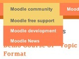 How to add a horizontal navigation menu in Moodle 2.0   tipsmoodle   Scoop.it