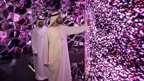 Shaikh Mohammed inaugurates 'Museum of the Future' in Dubai | Social Foraging | Scoop.it
