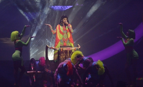 Katy Perry sued for ripping off 'Christian' song and making it blasphemous - Ecumenical News | interlinc | Scoop.it