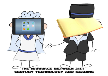 The Marriage between 21st Century Technology & Reading | The EdTech Bloke | Edtech PK-12 | Scoop.it