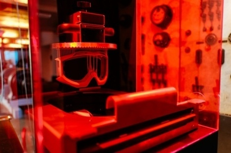 XFab 3D laser printer can print soft materials | 3D Printer News & 3D Printing News | 3D Printing | Scoop.it