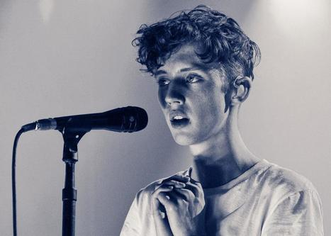 Former YouTuber Troye Sivan Is Making Music That's Unmistakably Great, Unashamedly Gay | Gay News | Scoop.it